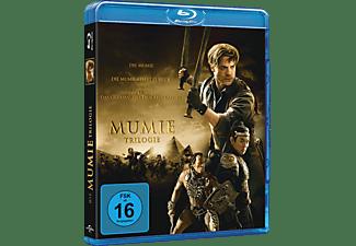 Die Mumie Trilogie - Die Mumie / Die Mumie kehrt zurück / Die Mumie: Das Grabmal des Drachenkaisers Blu-ray
