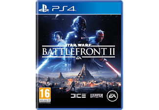 Electronic Arts Star Wars, Battlefront II: The Last Jedi, Heroes PS4 (1034690)