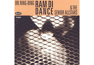 Dr. Ring-Ding - Ram Die Dance  - (CD)
