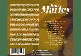 Bob Marley - Soul Shake Down Party  - (CD)