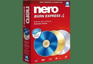 Nero Burn Express 4 - [PC]