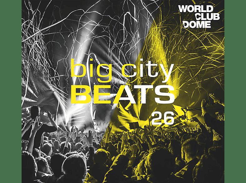 VARIOUS - Big City Beats 26-World Club Dome 2017 Edition [CD]