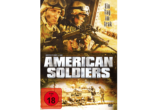 American Soldiers - (DVD)