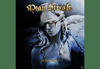 Mean Streak - Blind Faith (Solid Blue Vinyl)  - (Vinyl)