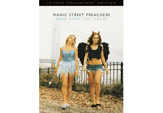 Manic Street Preachers - Send Away the Tigers: 10 Year Collectors Edition  - (CD)