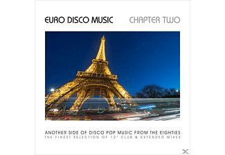 VARIOUS - Euro Disco Music-Chapter Two - (CD)