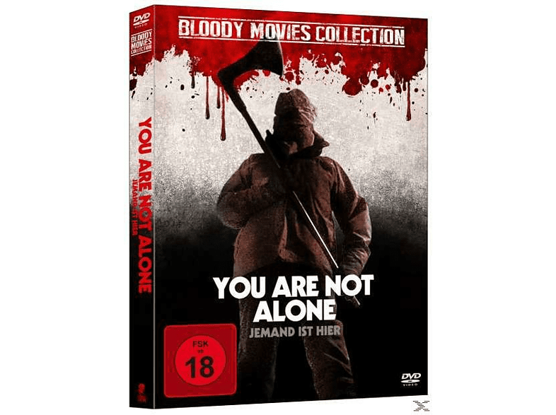 Bloody Movies - You are not alone [DVD]