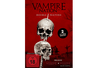 Vampire Nation Double Feature DVD