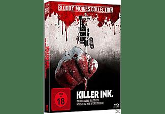 Bloody Movies Killer Ink Blu-ray
