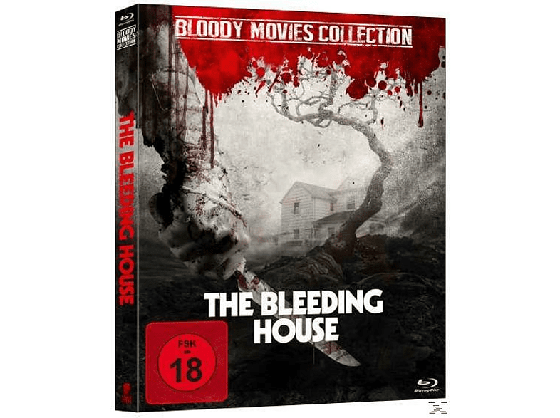 Bloody Movies - The Bleeding House [Blu-ray]
