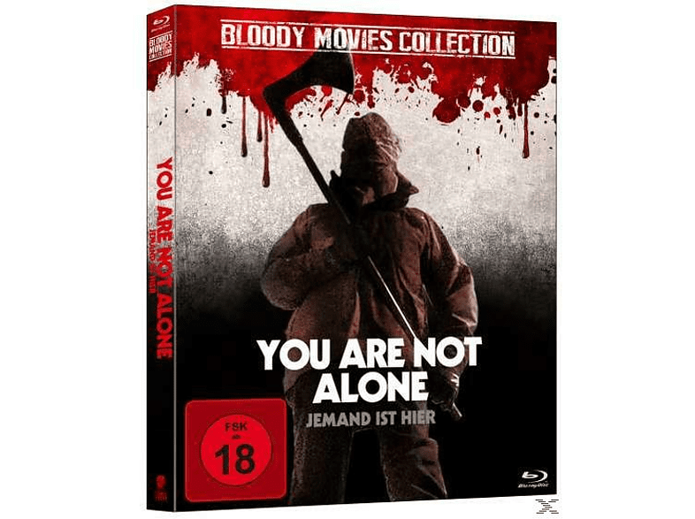 Bloody Movies - You are not alone [Blu-ray]