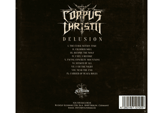 Corpus Christii - Delusion  - (CD)