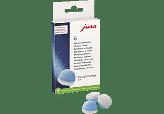 JURA 62715 2-Phasen Reinigungstabletten Keine Angabe