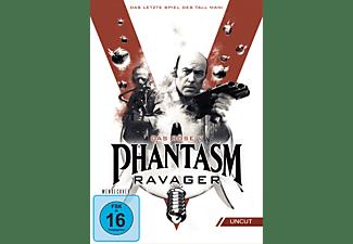 Phantasm V - Ravager - Das Böse V DVD
