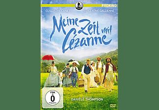 Meine Zeit mit Cézanne DVD