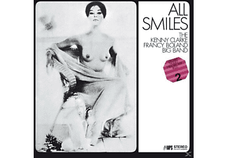 Kenny & Francy Boland Big Band Clarke - All Smiles  - (Vinyl)