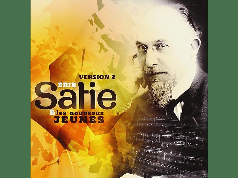 Érik Alfred-Leslie Satie - Erik Satie & les nouveaux jeunes [CD]