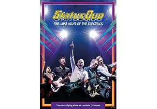 Status Quo - The Last Night Of The Electrics - (DVD-Audio Album)