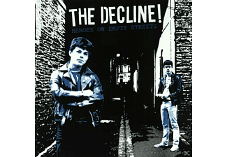 Decline - Heroes On Empty Streets LP - (Vinyl)