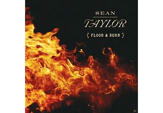 Sean Taylor - Flood & Burn - (CD)