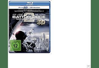 Battleforce 2 - Rückkehr der Alienkrieger 3D Blu-ray