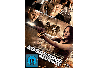 Assassins Revenge - Gnadenlose Rache - (DVD)
