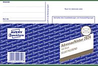 AVERY ZWECKFORM 2824 Adressaufkleber/Paketaufkleber DIN A6