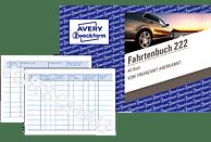 AVERY ZWECKFORM 222-5 Fahrtenbuch DIN A6