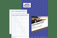 AVERY ZWECKFORM 223-3 Fahrtenbuch DIN A5 für Finanzamt geeignet 3er Pack
