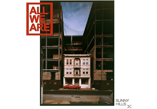 All We Are - Sunny Hills (LP+MP3) - (LP + Download)