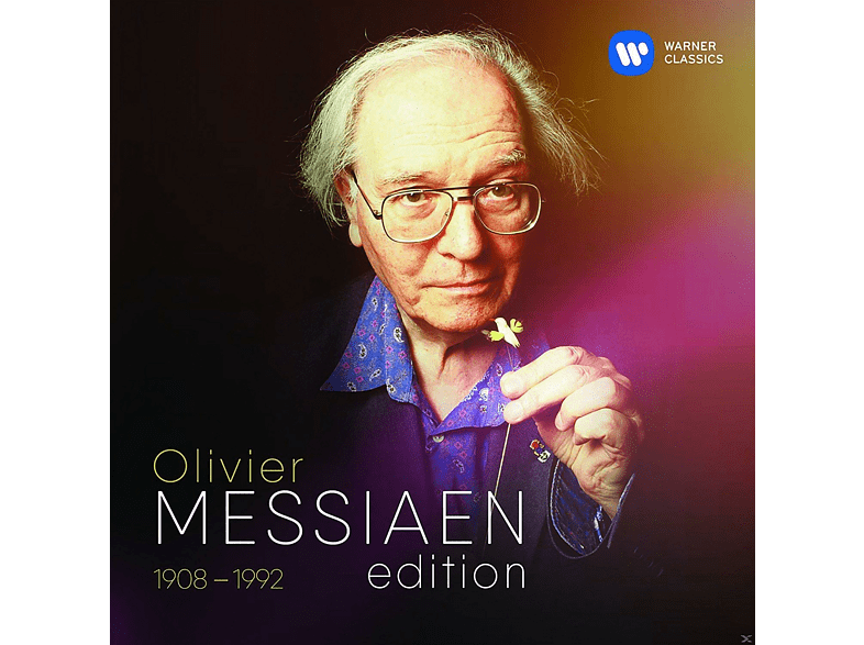 VARIOUS - Olivier Messiaen Edition [CD]