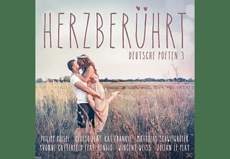 VARIOUS - Herzberührt-Deutsche Poeten 3  - (CD)