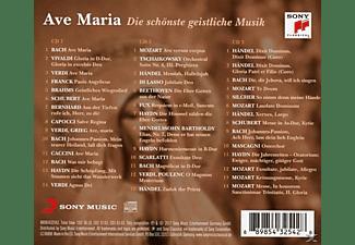 VARIOUS - Ave Maria  - (CD)