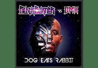Blackburner Vs Dmx - Dog Eats Rabbit  - (CD)