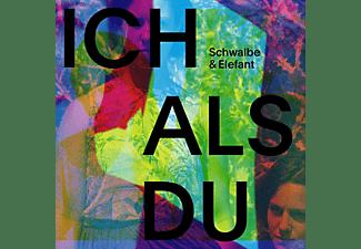 Schwalbe & Elefant - Ich Als Du  - (CD)