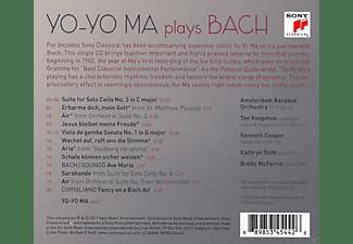 Yo-Yo Ma, VARIOUS - Yo-Yo Ma Plays Bach  - (CD)