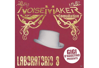 Gigi D'Agostino - Laboratorio Vol.3 - (CD)