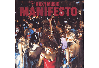 Roxy Music - Manifesto LP