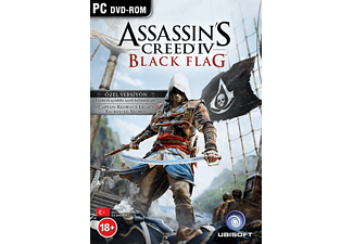 UBISOFT Assassıns Creed IV Black Flag Std PC Oyun