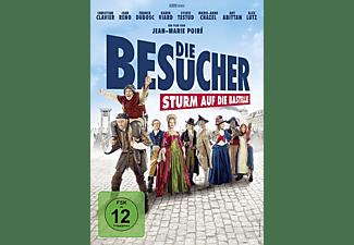 Die Besucher - Sturm auf die Bastille DVD