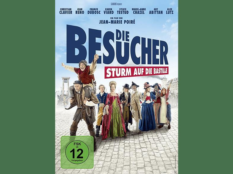 Die Besucher - Sturm auf die Bastille [DVD]