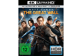 The Great Wall 4K Ultra HD Blu-ray + Blu-ray