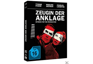 Zeugin der Anklage (Mediabook) Blu-ray