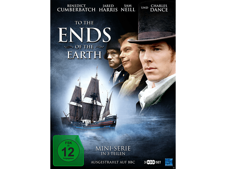 To the Ends of the Earth (Mini Serie) [DVD]