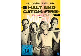 Halt and Catch Fire 2.Staffel - (DVD)
