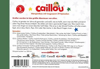 - Caillou Hörspielbox 2  - (CD)