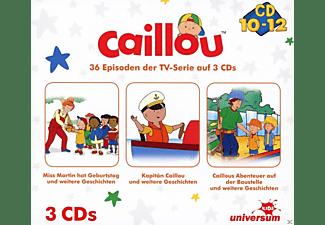 Caillou Hörspielbox 4  - (CD)