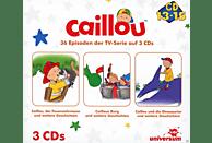 Caillou Hörspielbox 5 - (CD)