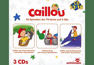 - Caillou Hörspielbox 5  - (CD)