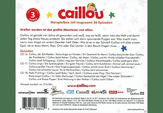 - Caillou Hörspielbox 6  - (CD)